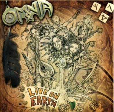 CD Live On Earth (2012)