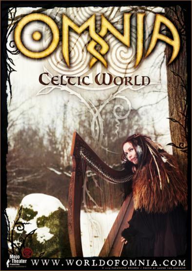Omnia Celtic World poster