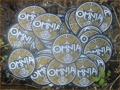 OMNIA Logo Patch