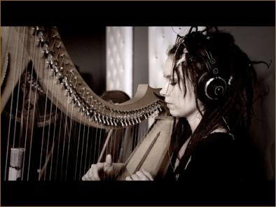 """Embedded thumbnail for """"Naked Harp"""" with Jenny"""