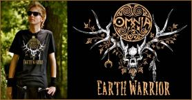 Earth Warrior T-shirt