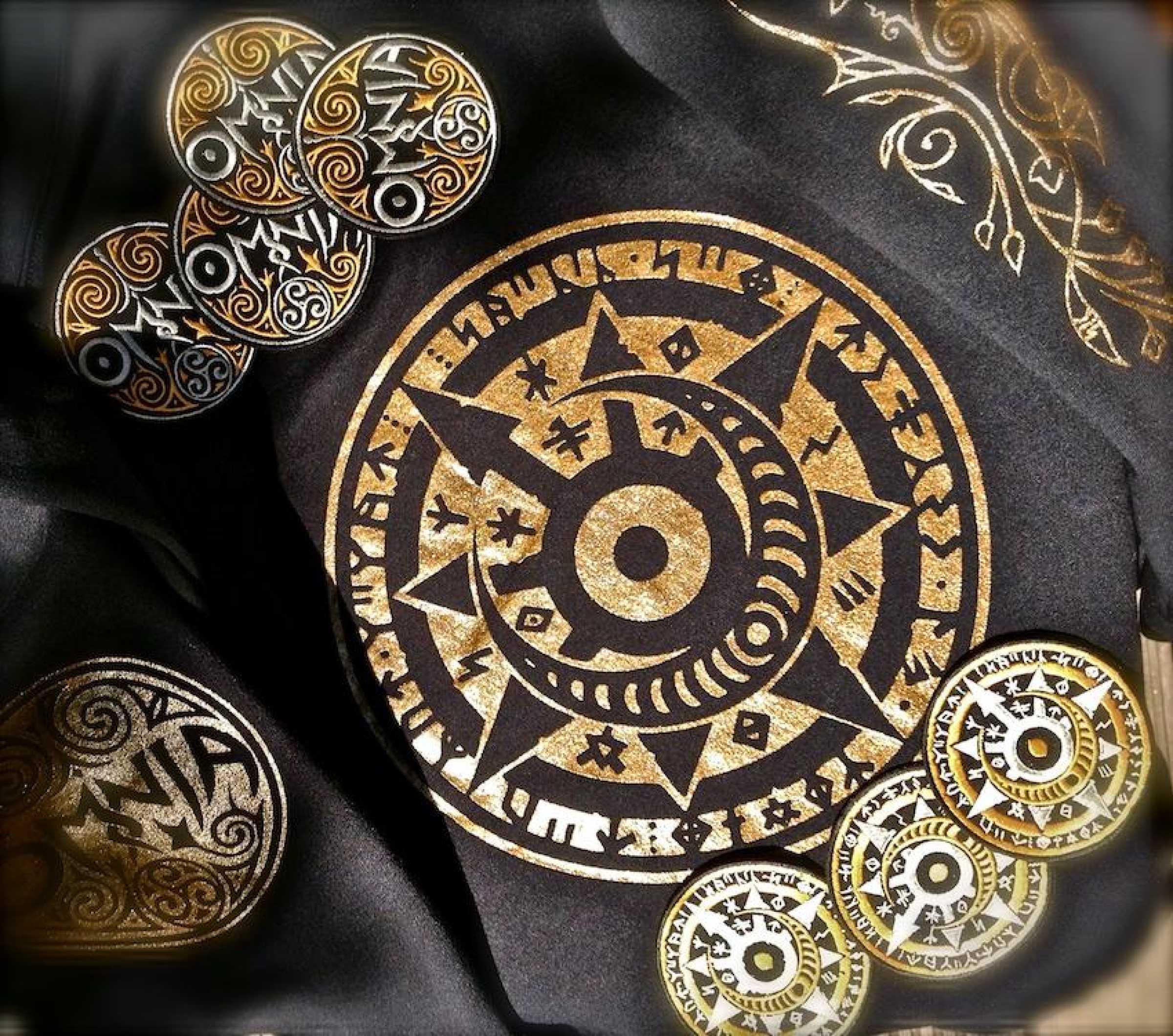 New Pagan Merchandise World Of Omnia