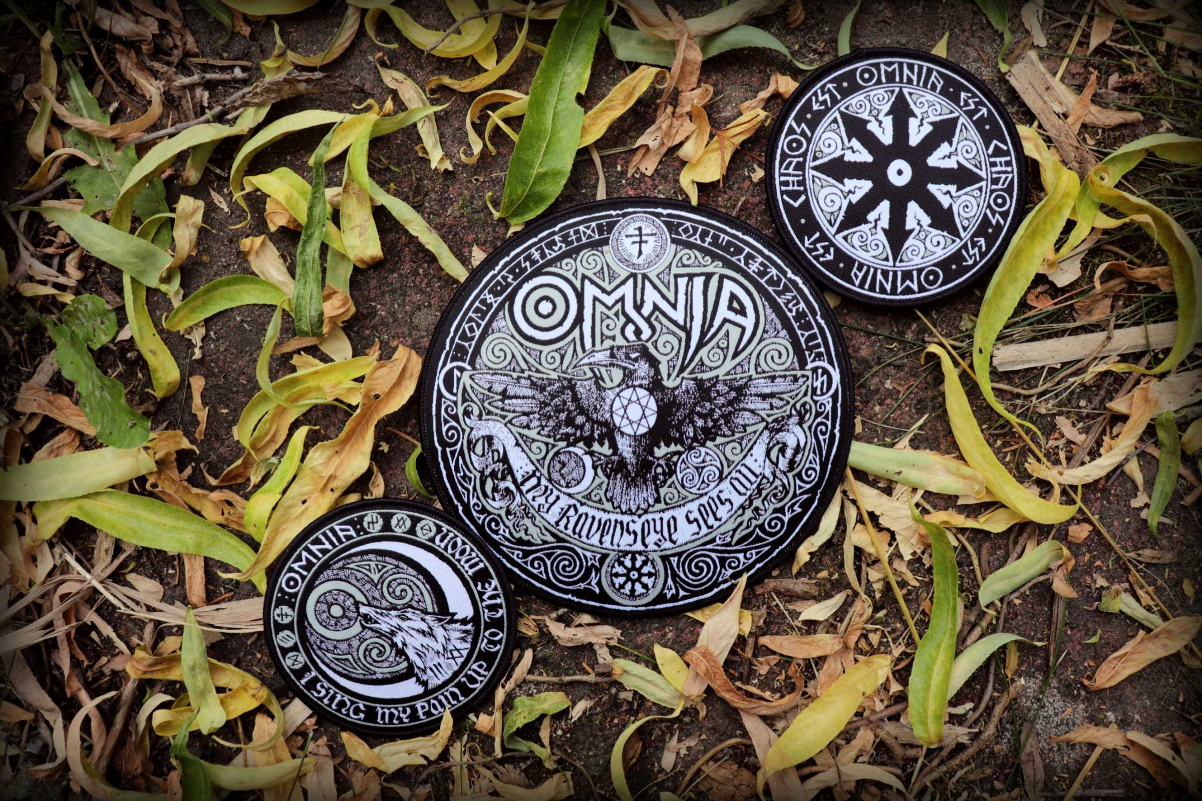 Omnia 3 Patch Combo Pack World Of Omnia
