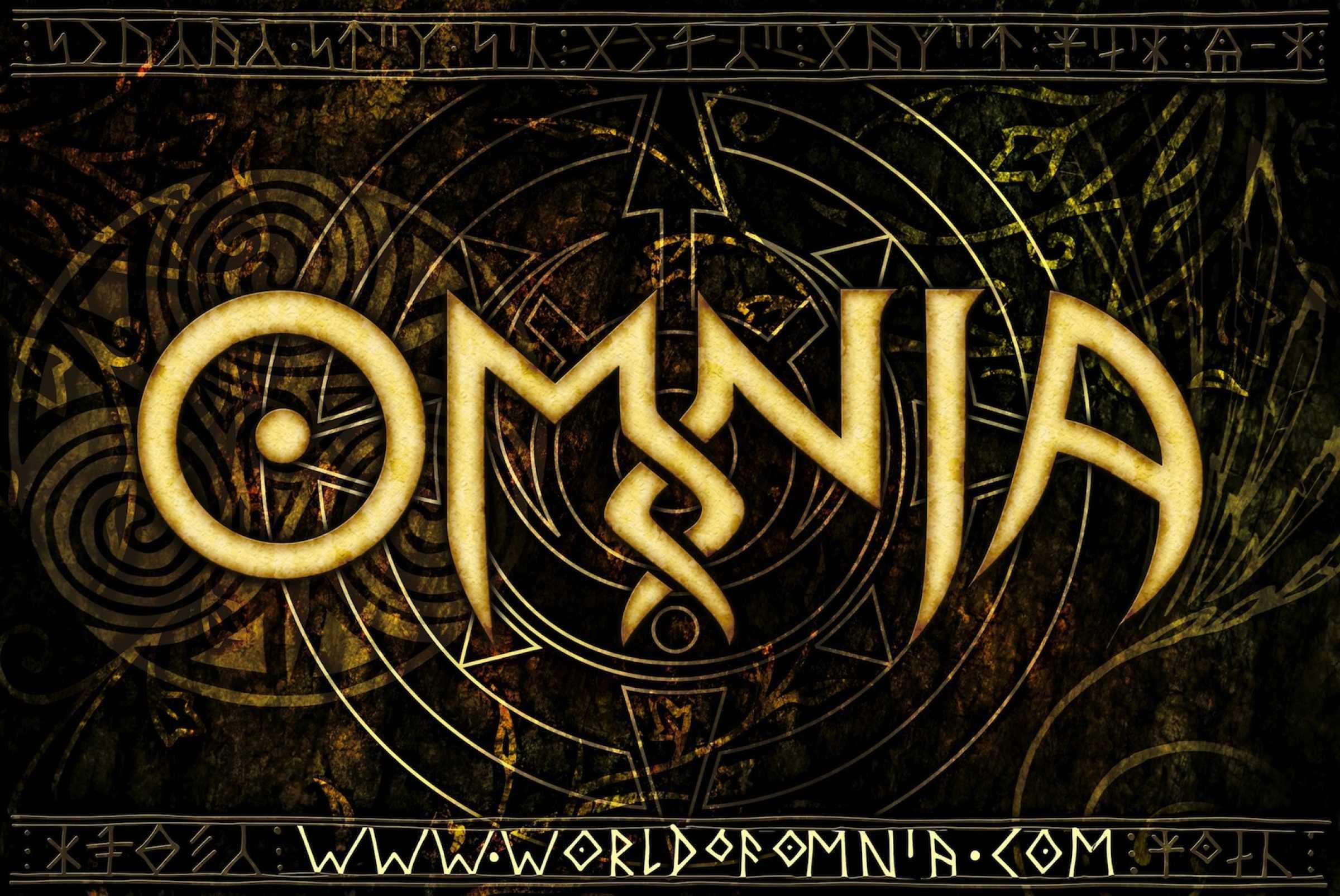 world of omnia sticker world of omnia. Black Bedroom Furniture Sets. Home Design Ideas