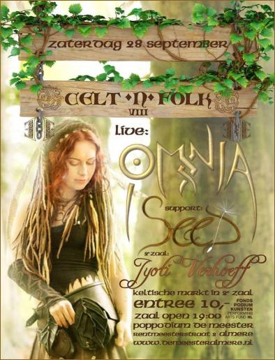 PaganFolk with OMNIA and SEED!